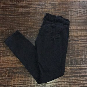 Yanuk Straight Pants Black