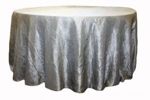 Silver Lot Of 15 Crushed Taffeta Crushed Taffeta Linens Wholesale Linens Wholesale Tablecloth