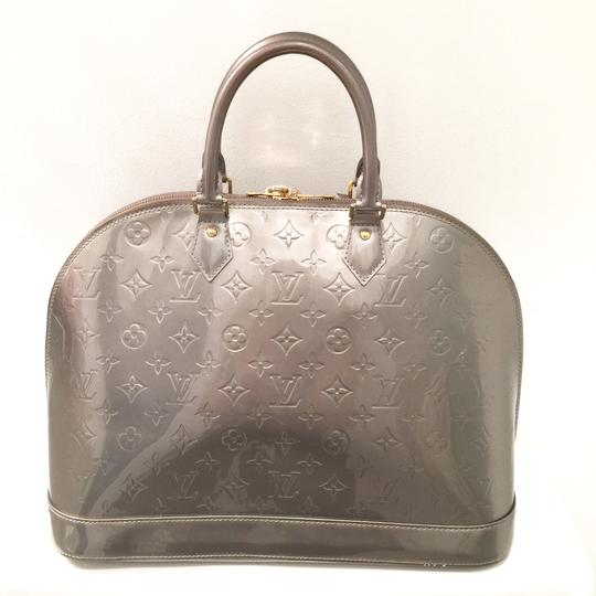 Louis Vuitton Satchel in Gray