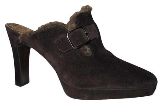 Preload https://item5.tradesy.com/images/stuart-weitzman-brown-suede-mulesslides-size-us-7-1513479-0-0.jpg?width=440&height=440