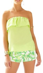 Lilly Pulitzer Strapless Tube Halter Top