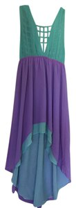 Mint and lilac Maxi Dress by Umgee