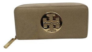 Tory Burch $595 with tag Zip Continental Gold logo