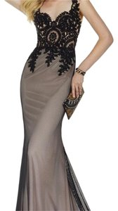 Alyce 5792 NWT net lace fitted evening gown size 14 Dress