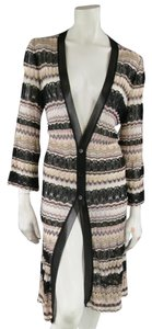 Missoni Knit Mesh Spring Summer Oversized Cardigan