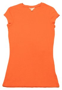 Arizona Short-sleeve Womens Cut' T Shirt Orange