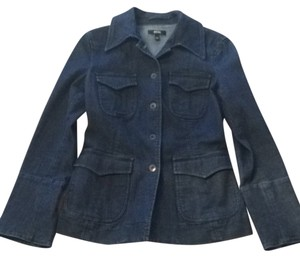 Hugo Boss Dark Blue Denim Jacket