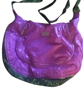 Zumba Fitness Cross Body Bag