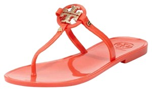 Tory Burch Red/Coral Sandals