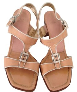 Stuart Weitzman light peach Sandals