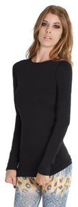 Nikibiki Long Sleeve Crew Crew Neck Shirt Winter Tunic