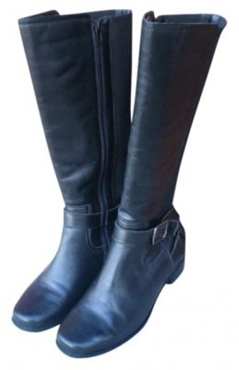 Preload https://img-static.tradesy.com/item/151374/black-women-s-8m-leather-wide-calf-is-stretchy-knee-high-with-zipper-bootsbooties-size-us-8-0-0-540-540.jpg