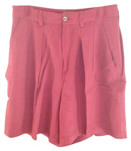 Tommy Bahama Dress Shorts Rust/red