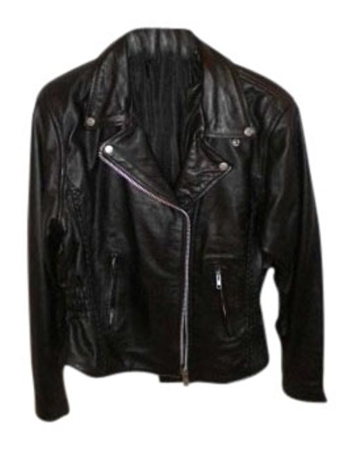 Leather Up Motorcycle Jacket