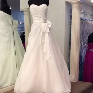 Enzoani Ivory Wedding Dress Size 14 (L)