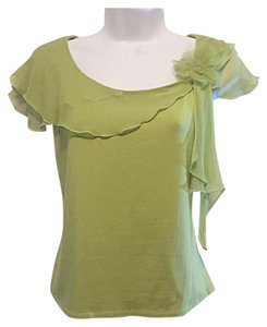 Cynthia Steffe Top Sage Green
