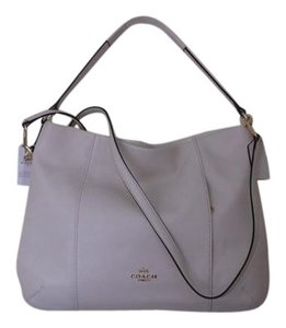 Coach Isabelle Leather Cross Body Bag