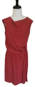 Diane von Furstenberg short dress Red Tamara Sleeveless on Tradesy