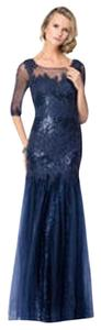 Marsoni Mother Of The Bride Sequin Dress