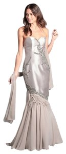 Terani Couture Straplessgown Longgown Dress