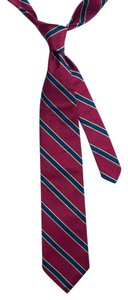 Brooks Brothers Silk Bold Stripe 346 Repp Tie
