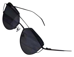 GENTLE MONSTER - AUTHENTIC 2016 LOVE PUNCH BRAND NEW! Black and black lens Love Punch
