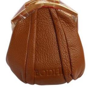 Bodhi Wonderful Design Versatile Cognac Clutch