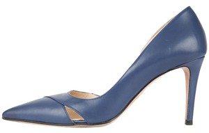Prada Navy Pumps