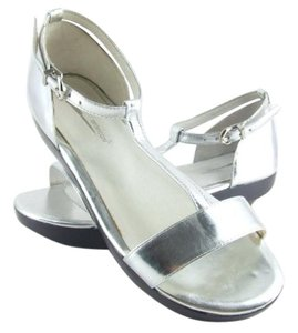 Antelope 80% Off Retail Sizes 37-39 Silver, Black or White Patent Leather Sandals
