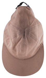 Prada * Prada Brown Canvas Hat