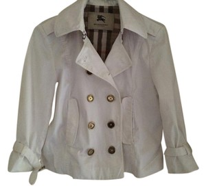 Burberry Summer White Jacket