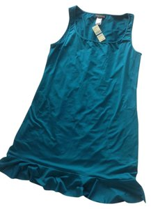 Tommy Bahama short dress azurite teal Wonderful Fabric on Tradesy