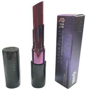Urban Decay Urban Decay Revolution Matte Lipstick in Matte After Dark