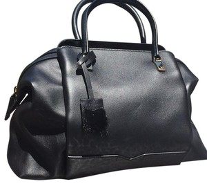 J. Mendel Satchel in Black