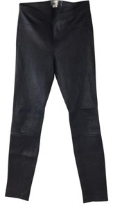 Helmut Lang Plonge Stretch Skinny Pants Black