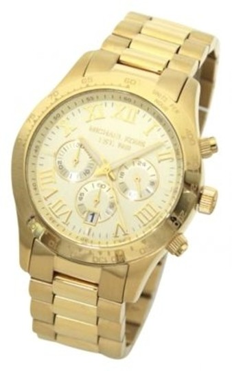 Preload https://img-static.tradesy.com/item/151438/michael-kors-gold-mk8214-watch-0-0-540-540.jpg