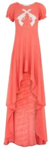 Coral Maxi Dress by Wildfox