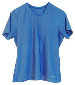 Champion Athletic Short Sleeve T Shirt Blue