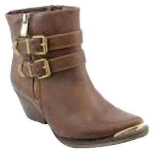 Very Volatile Brown Boots