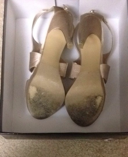 M.P.S. Shoes Champagne Sandals