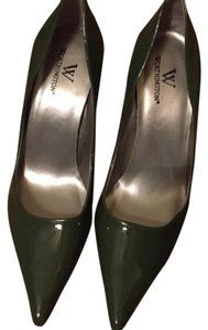 Worthington Olive green Pumps