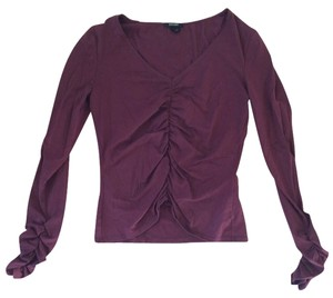 Escada Top Burgundy