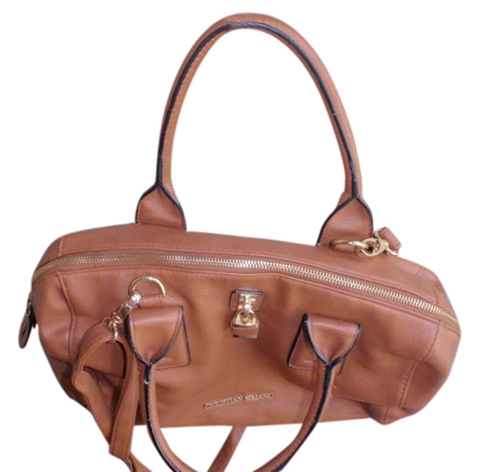 559da9ff5d0 Christian Siriano for Payless Brown Faux Leather Cross Body Bag