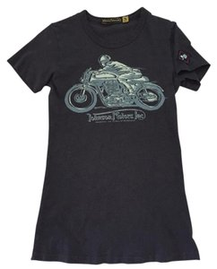Lucky Brand T Shirt Gray