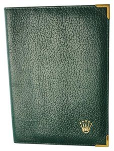 Rolex * Rolex Leather Wallet