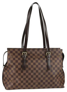 Louis Vuitton Chelsea Chelsea Speedy Shoulder Bag