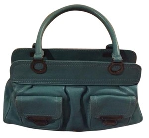 Marc Jacobs Satchel in Tiffany Blue, Green-Blue, Green, Blue, Turquoise, Aqua, Spearmint