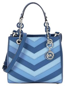 Michael Kors Satchel in SKY