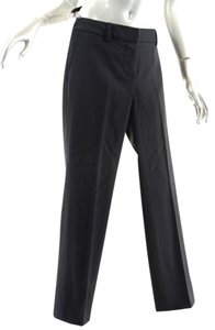 Chloé Chloe Ganberdine Light Weight Trouser Pants Black
