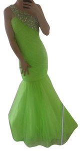 Neon Maxi Dress by Jovani